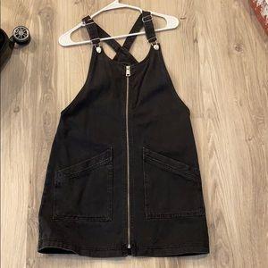 Topshop Overall Dresss